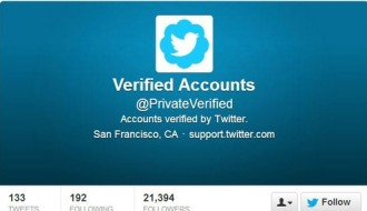 Image of Bogus Twitter accounts promising verification dupe thousands of hopeful users (updated) | The Verge